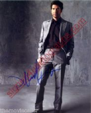 DYLAN McDERMOTT SIGNED The Practice' and 'Dark Blue 10x8 Photo